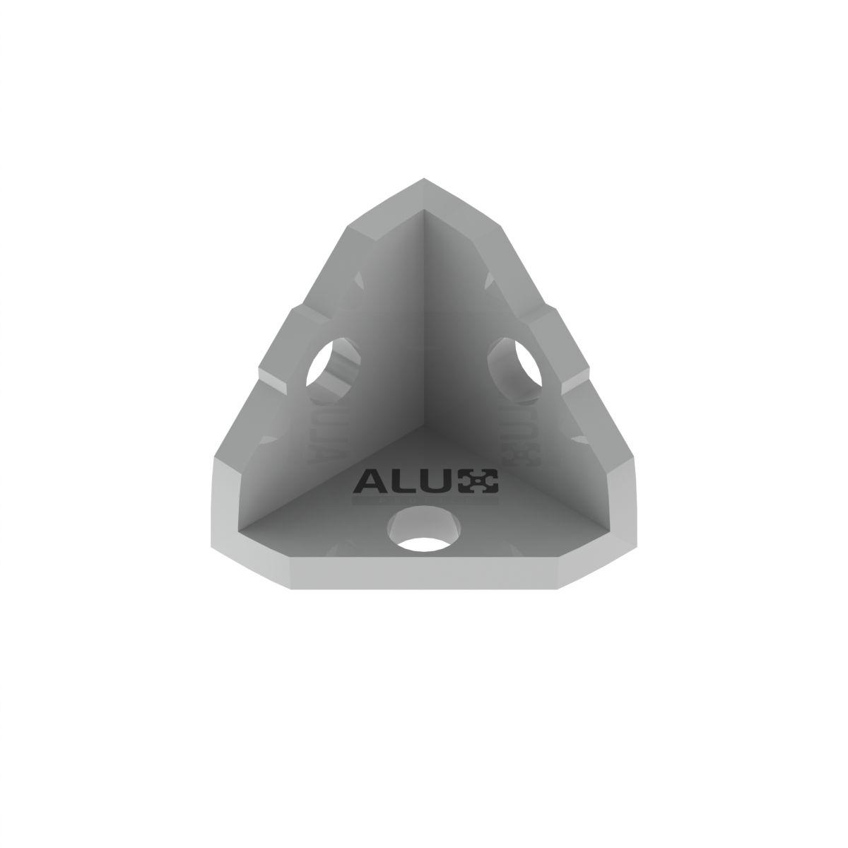 3weg verbinder aluminium profiel 4040