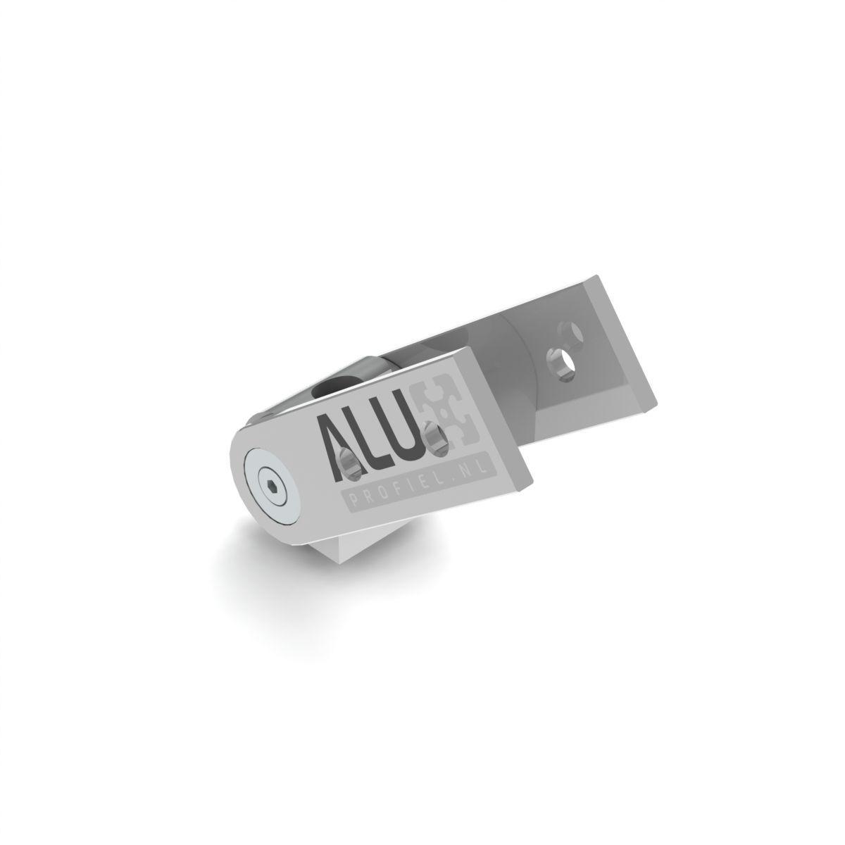 aluminium profiel verbinder 180 graden