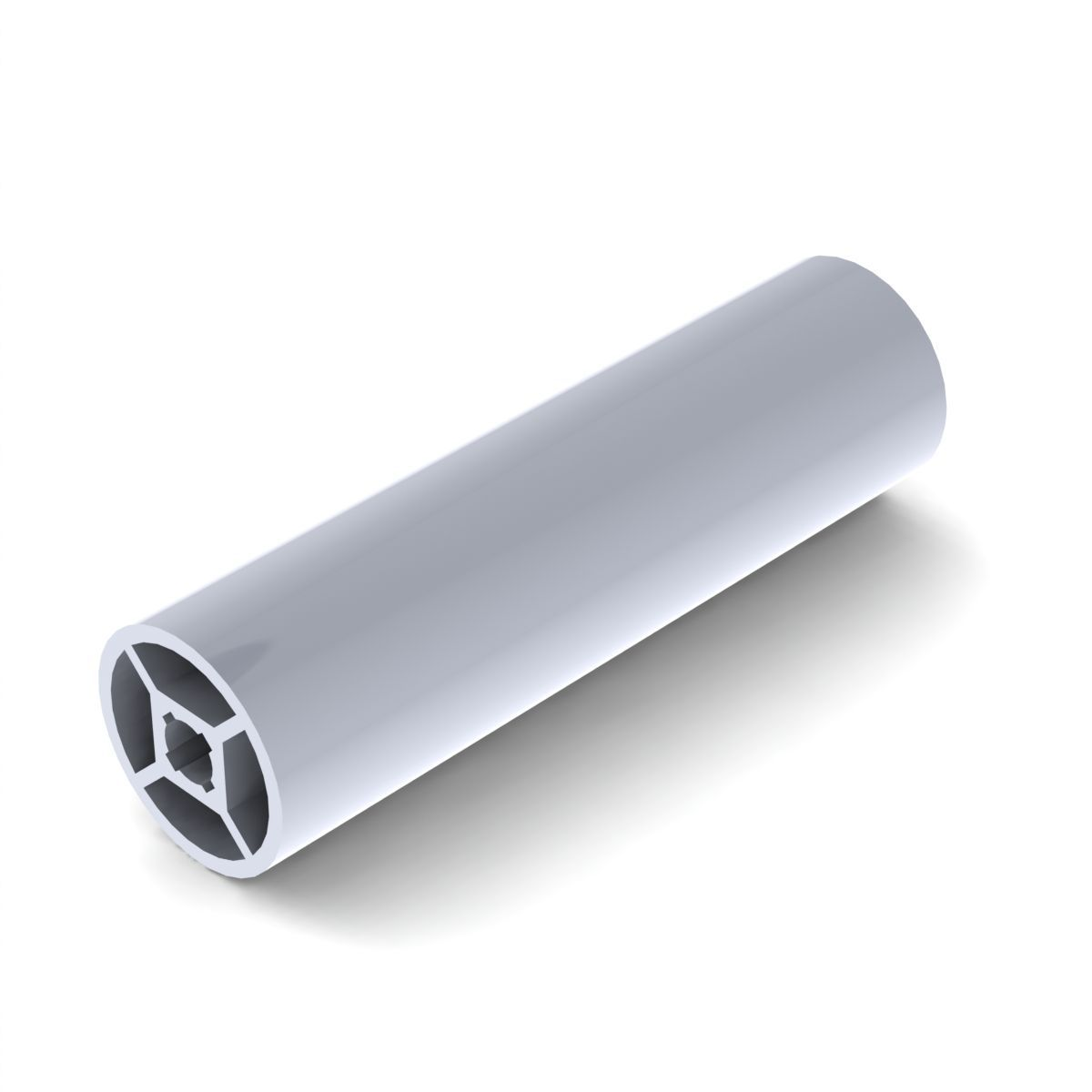 aluminium buisprofiel 28mm