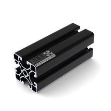 Aluminium constructieprofiel 4040 Zwart