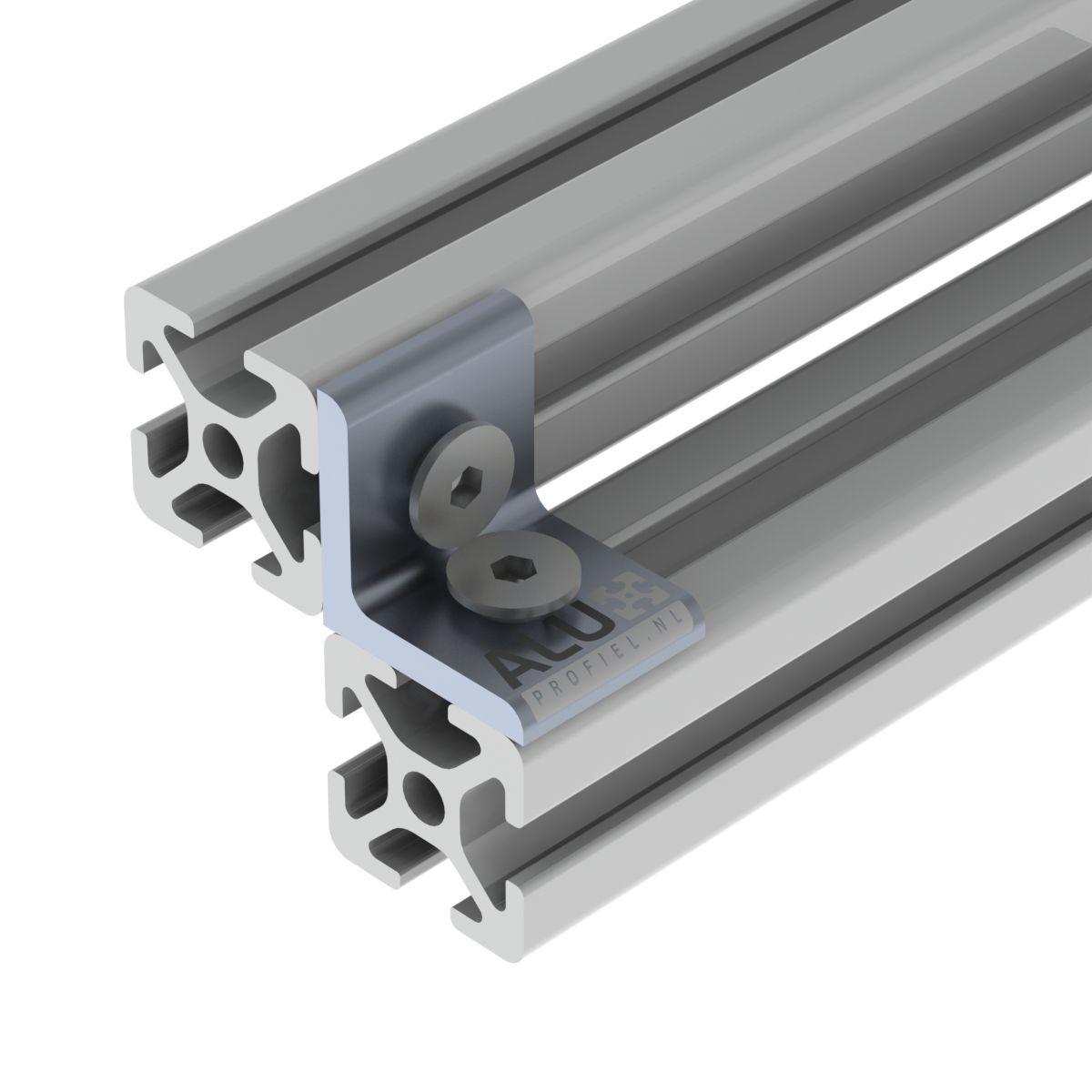 aluminiowy katownik do profili