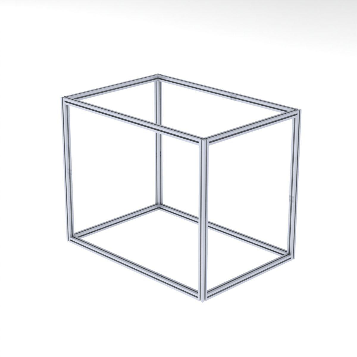 kubus van 3030 profielen