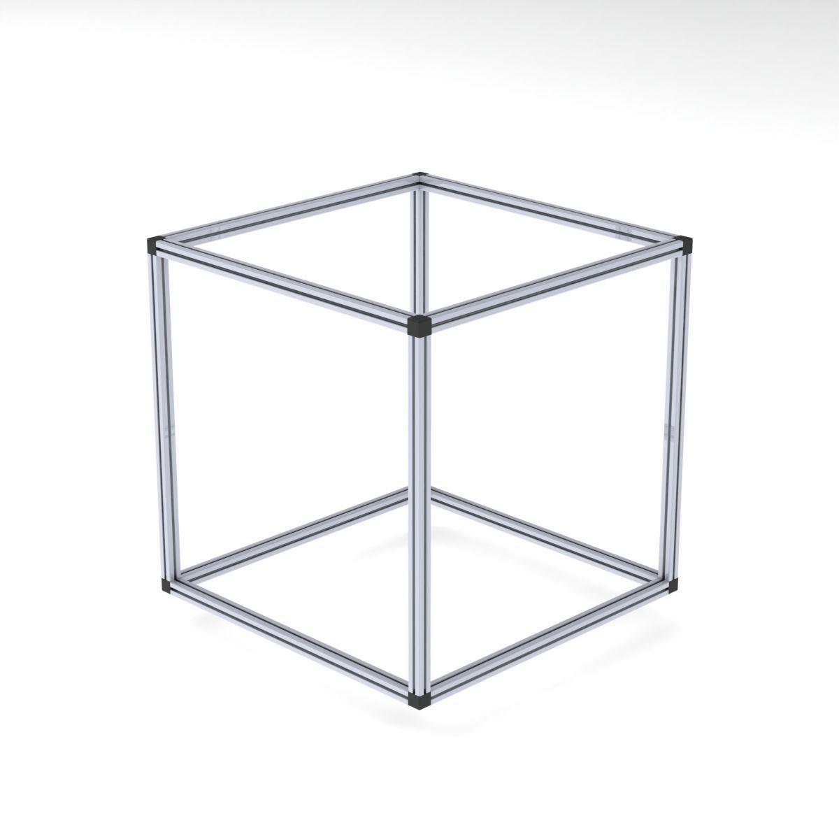 kubus van 4040 profielen