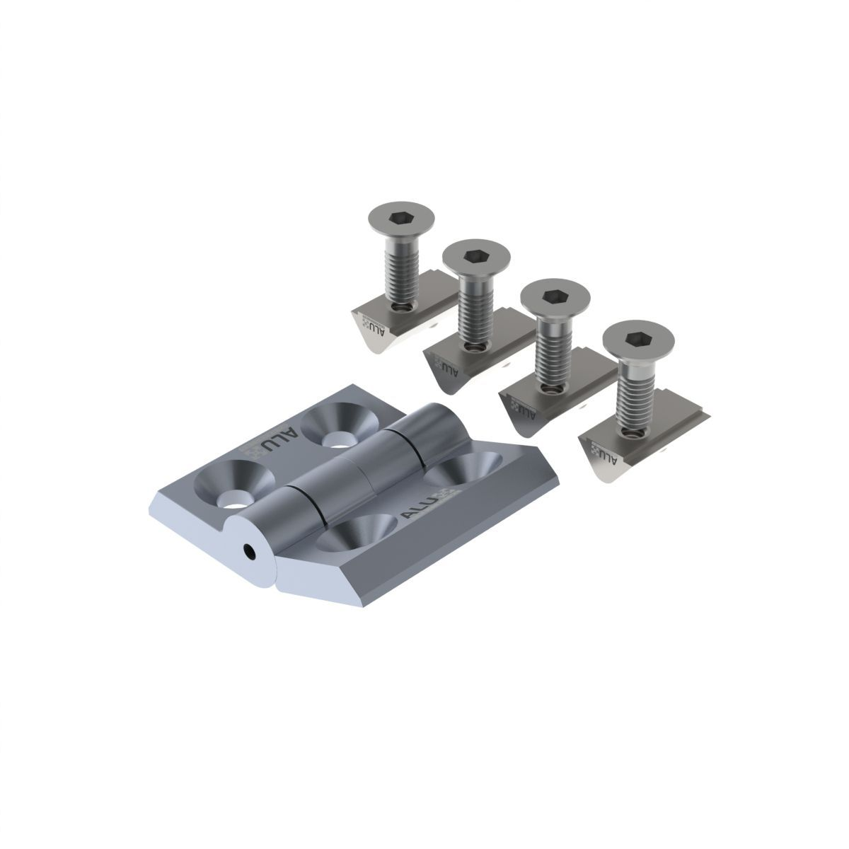 aluminium constructie profiel