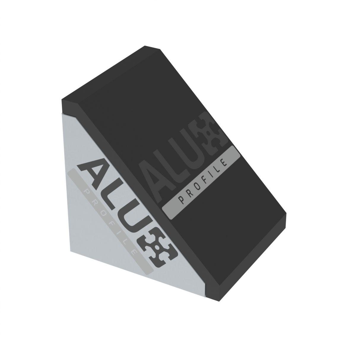 aluminium verbinder 80x80
