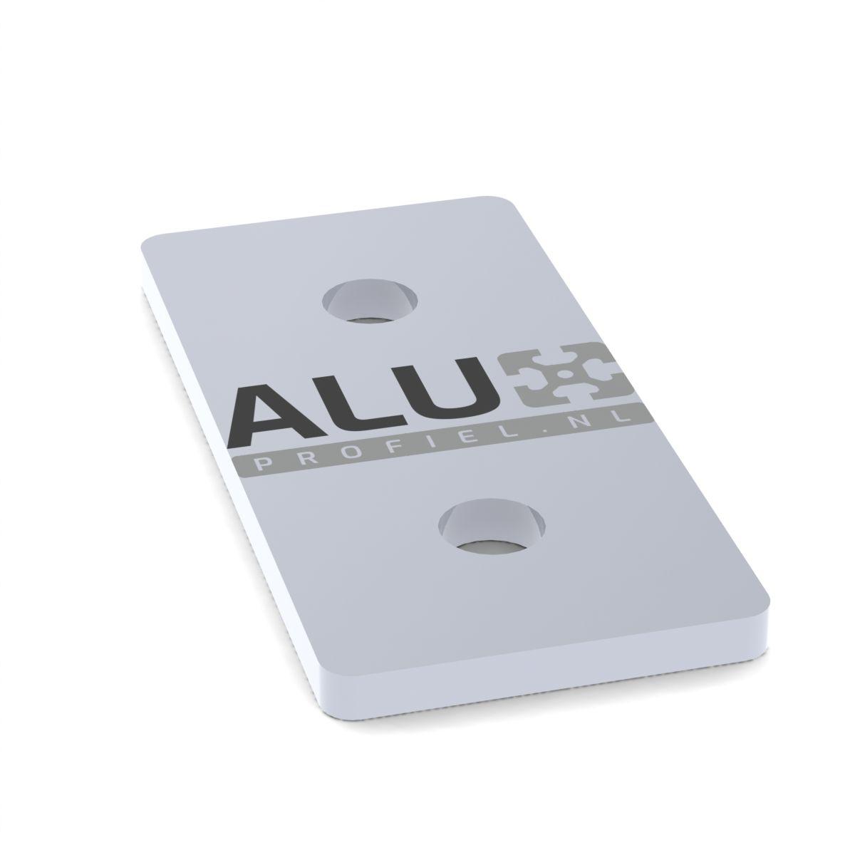 verbindingsplaat voor aluminium profielen