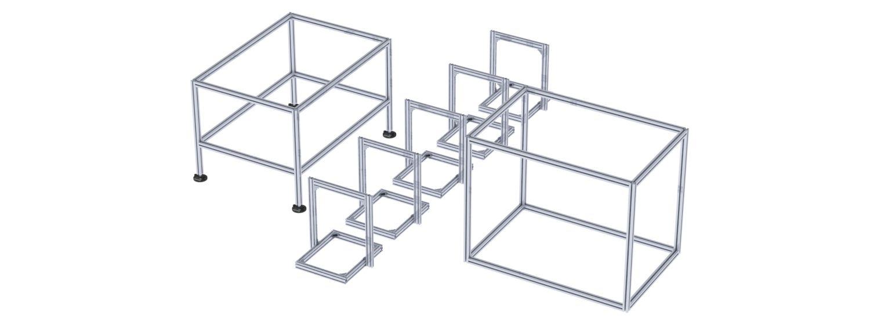 Complete bouwpakketten
